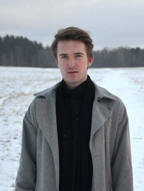 Viktor Rydén; Foto: Privat
