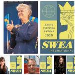 SWEA Intl ASKa och stipendiater 2020