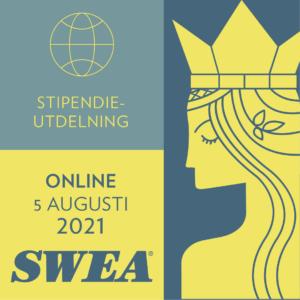 Stipendieutdelning 2021 instagram